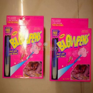 Blow Pen For Return Gifts For 12pc.