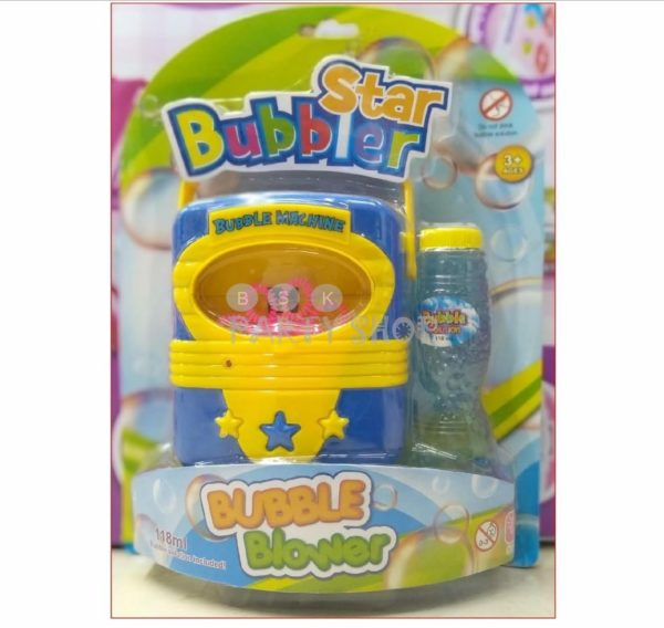 Bubble Machine For Birthday Party