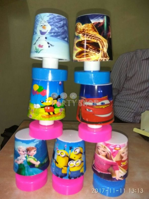 Push Lamp Fir Birthday Return Gifts, For 12pc