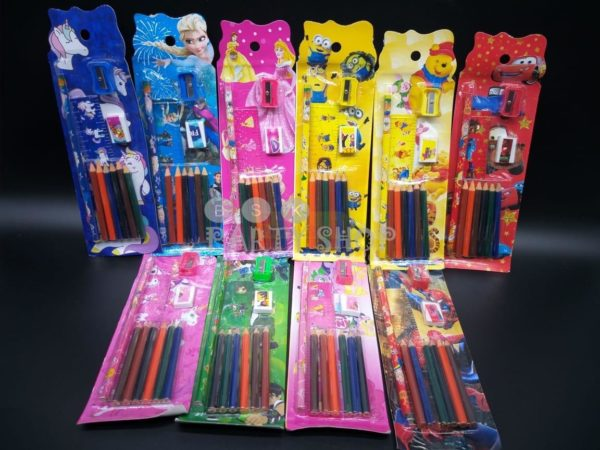 stationary pencil set